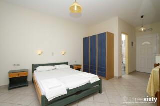 accommodation milos studios double room