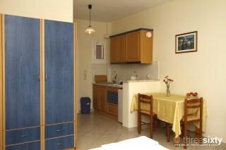 accommodation milos studios interior