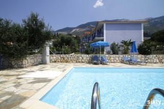 facilities milos studios pool area