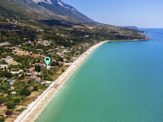 location milos studios kefalonia island