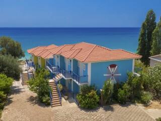 milos studios with sea view in kefalonia
